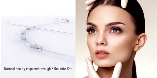 Natural beauty regained through Silhouette Soft